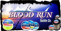 Blood Run Logo